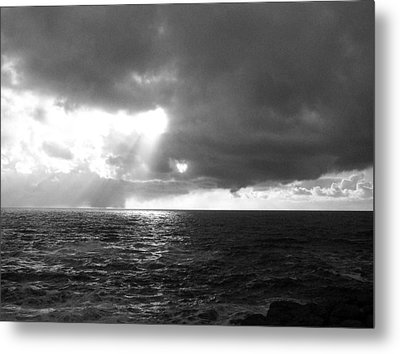The Opening Metal Print by Heather L Wright