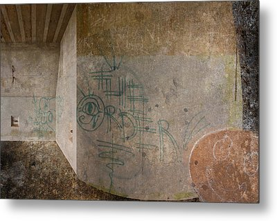 The Order Metal Print by Kandy Hurley