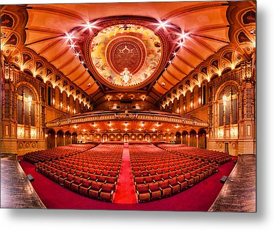 The Orpheum Theatre Metal Print by Alexis Birkill