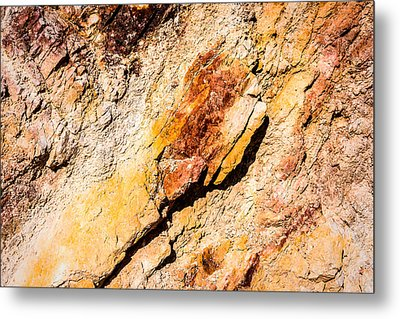 The Other Side Of The Mountain Metal Print
