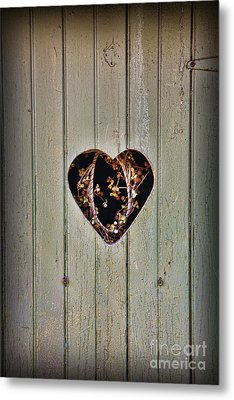The Outhouse Of Amore Metal Print