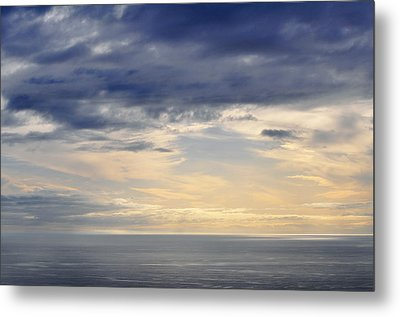 Metal Print featuring the photograph The Pacific Coast by Kyle Hanson