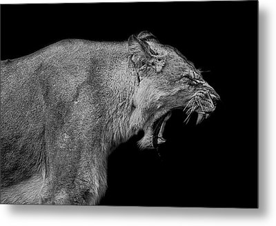 The Pain Within Metal Print