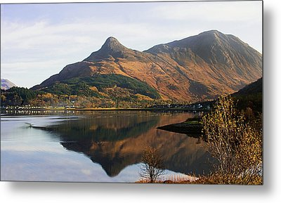 The Pap Of Glencoe Metal Print by Jacqi Elmslie