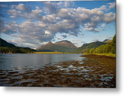 Metal Print featuring the photograph The Pap Of Glencoe by Stephen Taylor