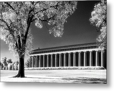 The Parthenon Metal Print by Jeff Holbrook