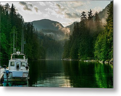 The Passage Metal Print by Chris McKenna