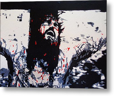 The Passion Metal Print