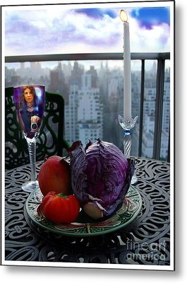 The Photographer Metal Print by Madeline Ellis