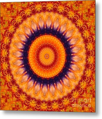 The Power Of Intention Metal Print