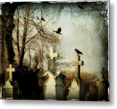 The Prelude Metal Print by Gothicrow Images