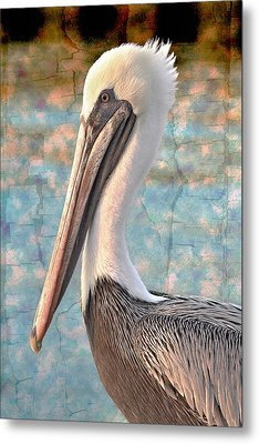 The Prince Metal Print by Debra and Dave Vanderlaan