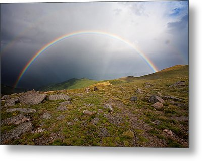 The Promise Metal Print by Jim Garrison