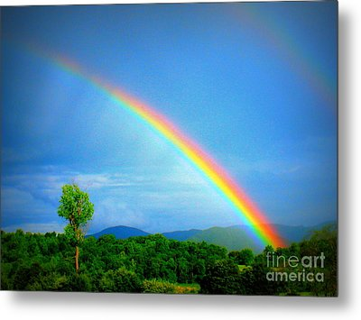 The Promise Metal Print by Patti Whitten