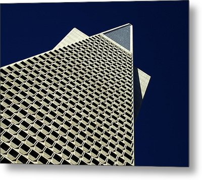 The Pyramid Metal Print by Bill Gallagher
