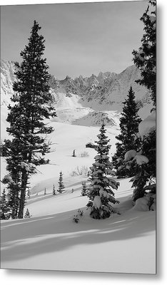 The Quiet Season Metal Print by Eric Glaser