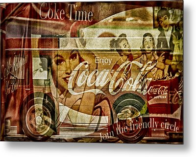 The Real Thing Metal Print by Susan Candelario
