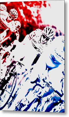 The Ride Metal Print by Frederico Borges