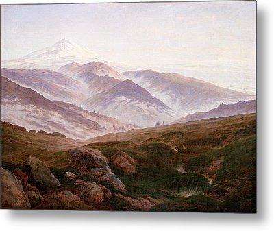 The Riesengebirge  Metal Print by Philip Ralley
