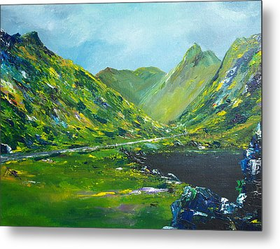 The Ring Of Kerry Metal Print