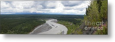 The River Metal Print by Jennifer Kimberly