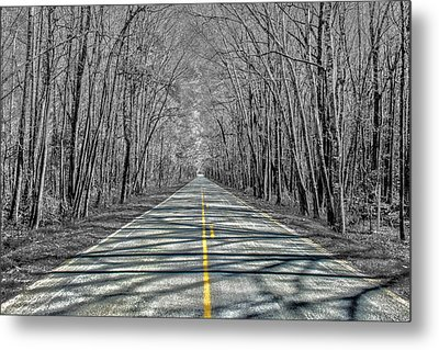 The Road Metal Print by Steven  Taylor