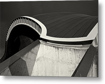 The Roof Of The Sage Metal Print by Stephen Taylor