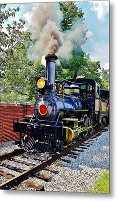 The Rxr At Greefield Village Metal Print