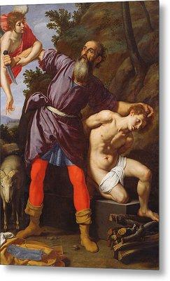 The Sacrifice Of Abraham Metal Print