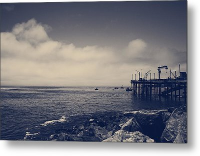 The Salty Air Metal Print by Laurie Search
