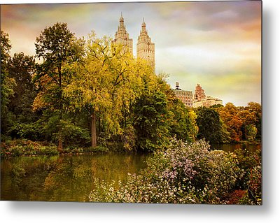 Metal Print featuring the photograph The San Remo by Jessica Jenney