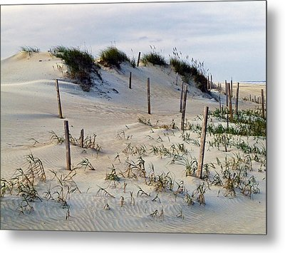 The Sands Of Obx II Metal Print