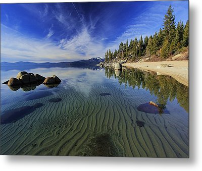 Metal Print featuring the photograph The Sands Of Time by Sean Sarsfield