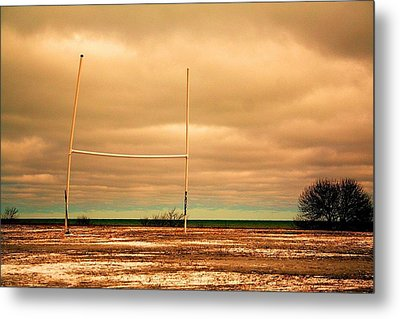 The Season Cometh Metal Print by Michael Nowotny