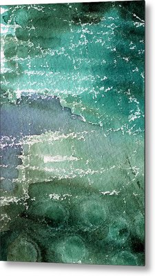 The Shallow End Metal Print by Linda Woods