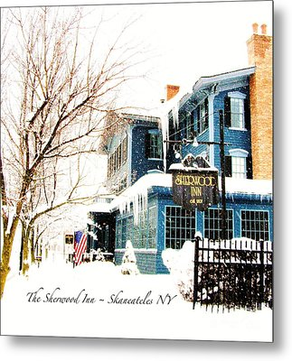 The Sherwood Inn Metal Print