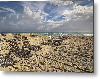 The Shores Of An Infinite Imagination Metal Print by Evelina Kremsdorf