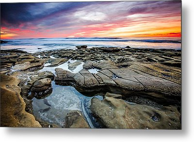 The Sky Is The Limit Metal Print by Robert  Aycock