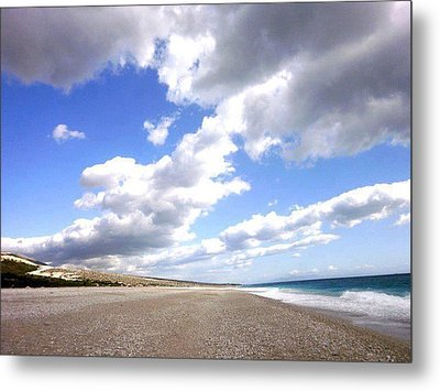 The Skys The Limit Metal Print
