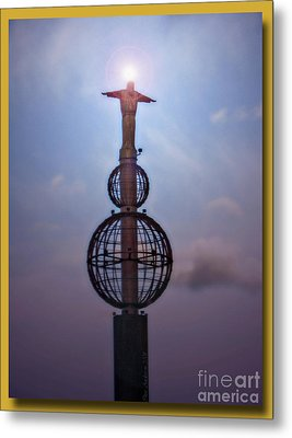 Metal Print featuring the photograph The Son Rising by Chris Anderson