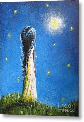The Sound Of Light By Shawna Erback Metal Print by Shawna Erback