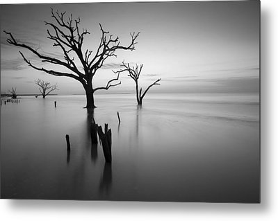 The Sound Of Silence Metal Print by Bernard Chen