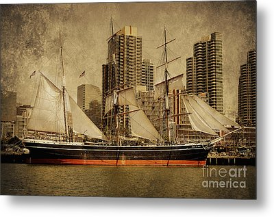 The Star Of India 1863 Metal Print by MaryJane Armstrong