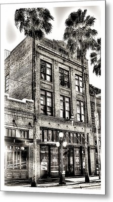 The Stein Building Metal Print by Marvin Spates