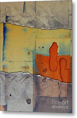 The Tear Metal Print by Marcia Lee Jones