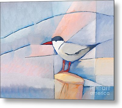The Tern Metal Print by Lutz Baar
