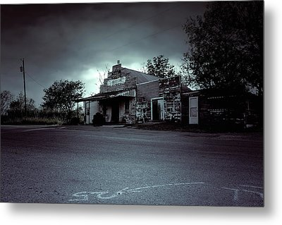Tcm #10 - General Store  Metal Print by Trish Mistric
