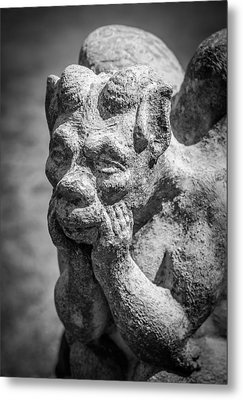 The Thinker Metal Print by James Barber