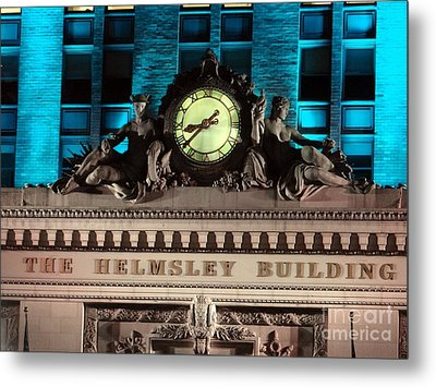 The Time Keepers Metal Print