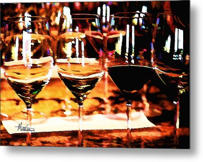 The Toast Metal Print by Marti Green